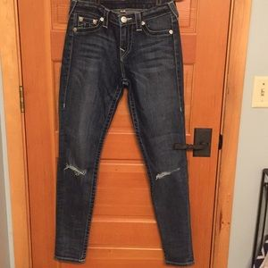 True Religion jeans. Size 27.